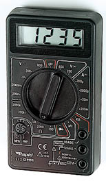 MODE Electronic Multimeters