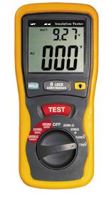 Click image to enlarge - Insulation Tester